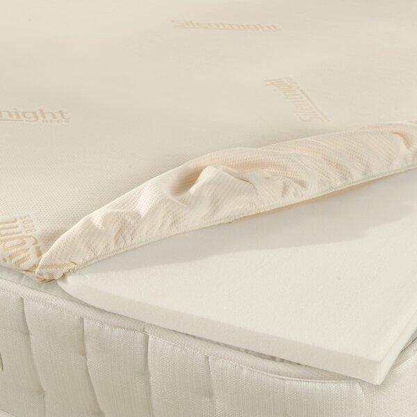 Silentnight Impress Memory Foam 2 5cm Mattress Topper Reviews Wayfair Co Uk