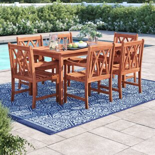 Hershman 7 Piece Dining Set by Sol 72 Out..
