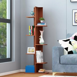 Cudney Standard Bookcase by Ebern Designs