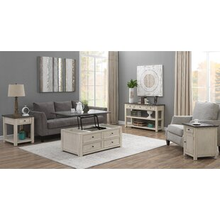 Bernard 4 Piece Coffee Table Set