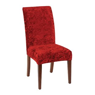 Lebanon Parsons Box cushion Dining Chair Slipcover