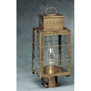 Wildes 1-Light Lantern Head by Breakwater Bay