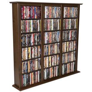 Rebrilliant Regular Triple Multimedia Storage Rack