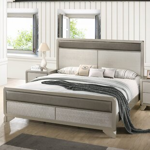 Yates Panel Bed by Rosdorf Park