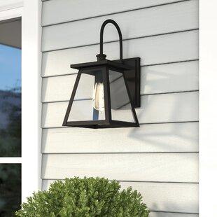 Upsala Outdoor Wall Lantern
