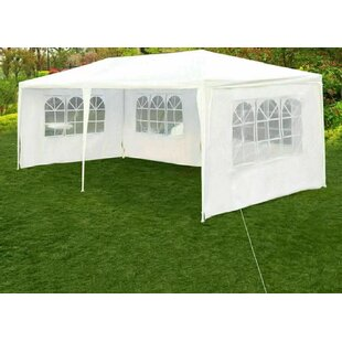 Yasmine 3m X 6m Metal Party Tent By Freeport Park