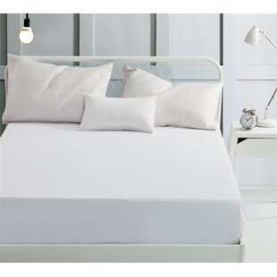 Anti Everything Bed Bug Waterproof Mattress Cover ByAlwyn Home
