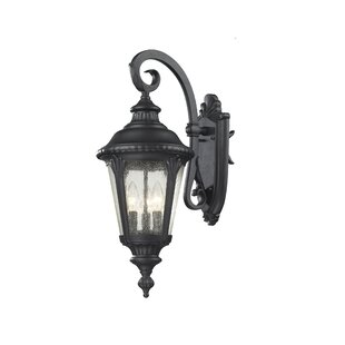 Lumley 3-Light Outdoor Wall Lantern