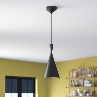 Compare Retzlaff 1 -Light Cone Pendant By Wrought Studio