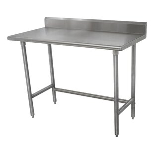 Heavy Duty Prep Table by Advance Tabco Spacial Price