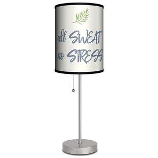 Ebern Designs Partida Women's No Stress Quote 19