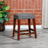 Winston Porter Grand Lake Backless Stool, 24 Counter Height by Winston Porter