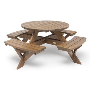 Picnic Table By Sol 72 Outdoor