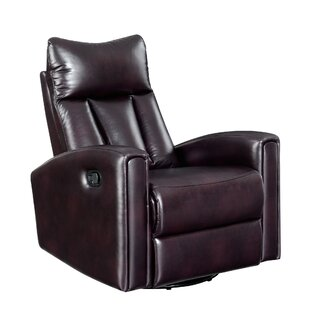 Kumar Manual Swivel Recliner Latitude Run Top Reviews