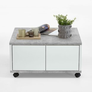 Carvelli Coffee Table With Storage By 17 Stories