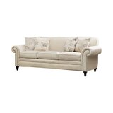 Domaine 89.5 Rolled Arm Sofa by Canora Grey