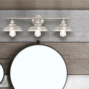 Alayna 3-Light Vanity Light By Trent Austin Design