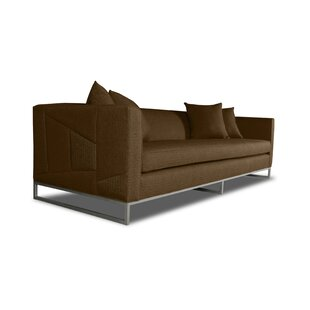 Orren Ellis Gatewood Plush Deep Sofa