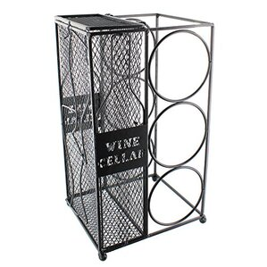 Tabletop Wine Bottle Rack by Ikee Design