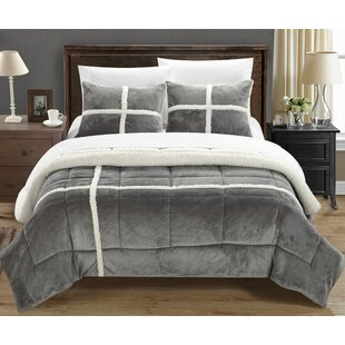 latest gg set pillow goods groupon decorative comforter with micro sherpa mink deals to reverse