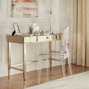 Guidinha Glass Writing Desk