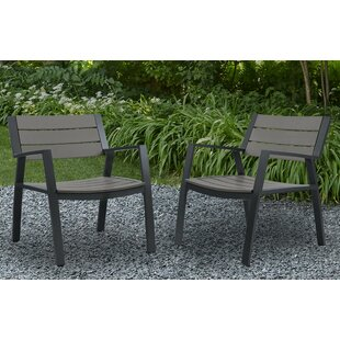 Anson Patio Dining Chair (Set of 2)