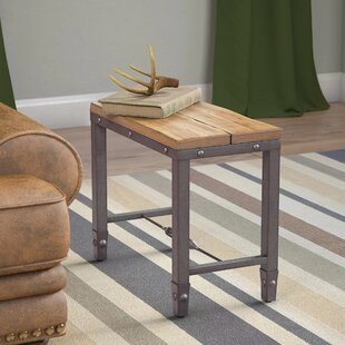 Alma End Table by Trent Austin..
