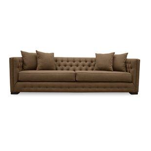 South Cone Home Bari Chesterfield Sofa