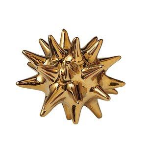 Urchin Shiny Gold Object