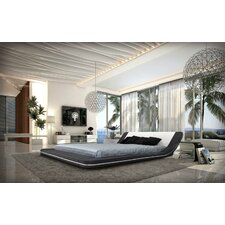 Oxfield Upholstered Platform Bed by Wade Logan