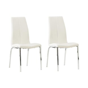 Bachman Upholstered Dining Chair (Set Of 2) By Zipcode Design