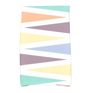 Boubacar Rectangle Hand Towel by Highland Dunes