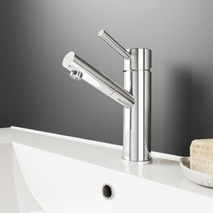 VIGO Noma Single Hole Bathroom Faucet