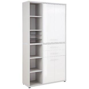 Esel 4 Door Storage Cabinet By Ebern Designs
