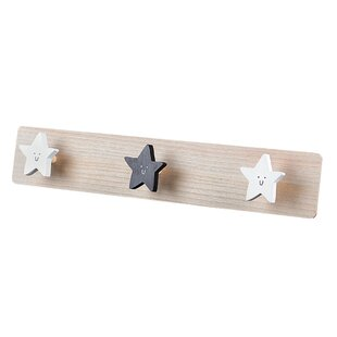 Ornelas Wall Mounted Coat Rack By Brambly Cottage