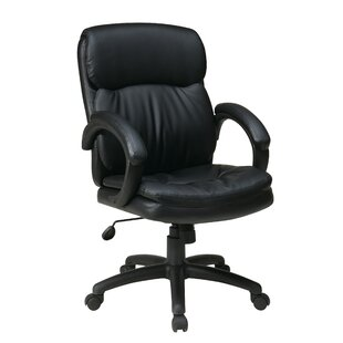 Affordable Executive Chair by Office Star Products Reviews (2019) & Buyer's Guide