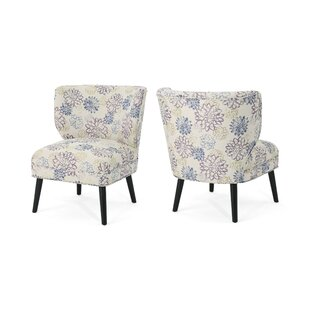 Red Barrel Studio Macaluso Side Chair (Set of 2)