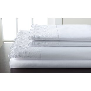 Lark Manor Abere Lace Sheet Set