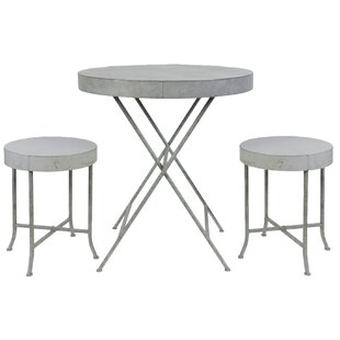 3 Piece Bistro Set by ABC Home Collection