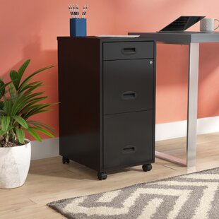 Zipcode Design Bessie 3-Drawer File Cabinet