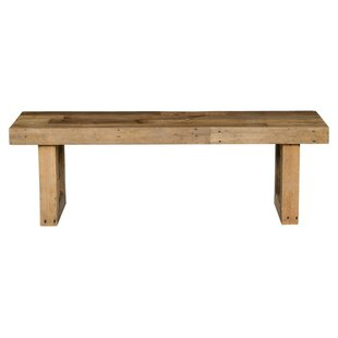 Grosso Bench by Loon Peak