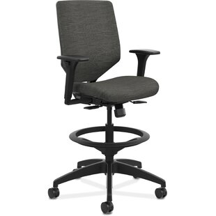 HON Solve ReActive Mid-back Drafting Chair