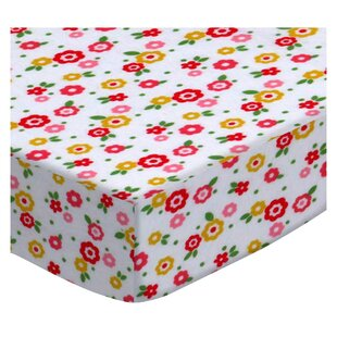 Coupon Pringle Fitted Sheet ByHarriet Bee