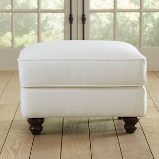 Huxley Ottoman by Birch Lane™ Heritage