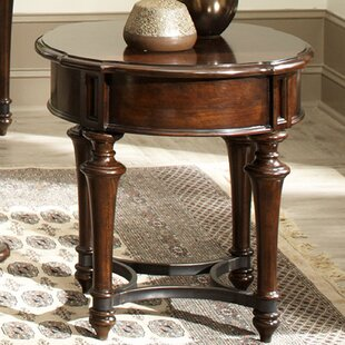 Great choice Foxworth End Table By Darby Home Co