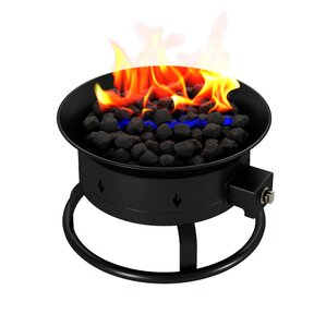 Camp Mate 58,000 BTU Portable Propane Fire Pit