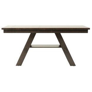 Ridgway Center Island Extendable Dining Table