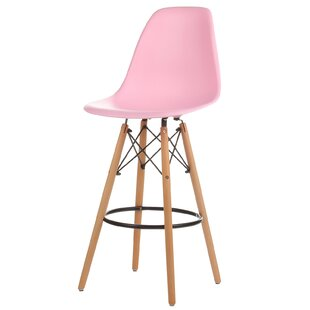 Barron Retro 26 Bar Stool by Wrought Studio