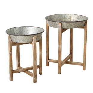 Discount Brodhead Nesting Plant Stand