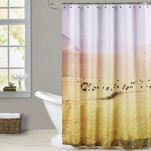 Mina Teslaru Coastal Farm Single Shower Curtain